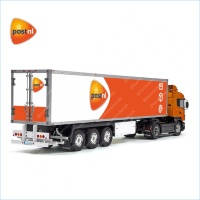 Tamiya 56319 56302 Netherlands NL Holland Post Trailer Reefer Semi Box Huge Side Decals Stickers Set
