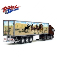 Tamiya 56319 56302 The Best Smokey and the Bandit Movie Trailer Reefer Semi Box Huge Side Decals Stickers Set