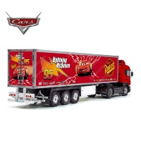 Tamiya 56319 56302 Lightning McQueen Movie Trailer Reefer Semi Box Huge Side Decals Stickers Kit